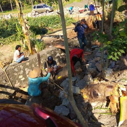 Pembangunan Drainase